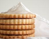 Vanilla Bean Sugar Cookies - 2 dozen fresh baked cookies