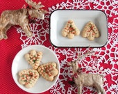 Christmas Butter Cookies - 3 Dozen Christmas Cookies