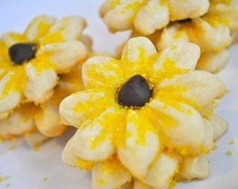Sunflower Butter Cookies - 6 dozen