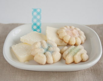 Butter Cookies - 3 dozen homemade spritz cookies