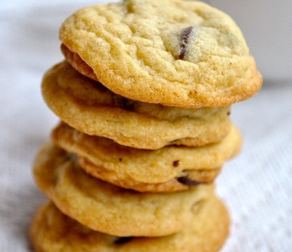 Chocolate Chip Cookie Bites- 4 dozen homemade cookies