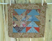 Geese a flying, Candle Mat