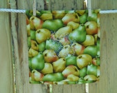 Pears Candle mat, hot pad