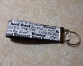 What does your dog say Key Fob
