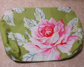 Large Romance and Roses Make-up Bag