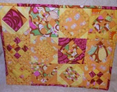 Tooty Fruity Fruit Basket Turnover Mini Quilt
