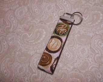 Candy Bon Bon Key Fob