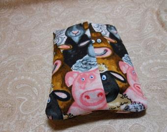 Farm Animals Purse Tissue Cover