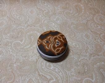 Chocolate  Beauty Tooth Fairy Box / Trinket Box