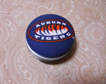 Auburn / War Eagle Tooth Fairy Box / Trinket Box
