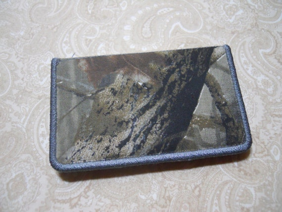 Real Tree Camo Life Business Card Case