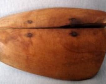 Vintage Wooden Shoe Tree/Stretcher - Adjustable NO. 3 - Great Display
