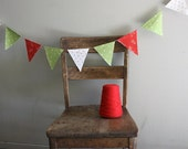 LAST ONE Picnic Pennant Banner Bunting