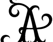 Monogram in Storybook font