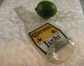 Corona Bottle Spoon Rest/ Cutting Board