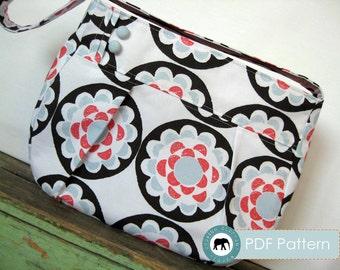The Annie Handbag PDF Sewing Pattern (Instant Download)