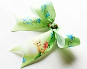 TinkerBell green Bow