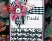Thank You Card - Thanks