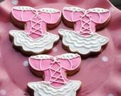 Sexy Corset Cookies 1 dozen