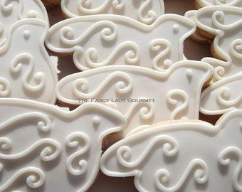 White Dove Cookies 1 dozen