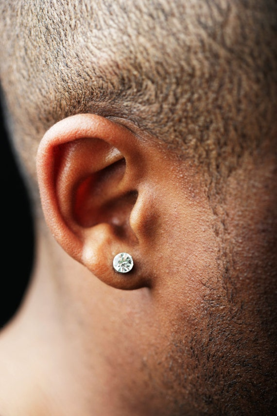 earring for men stud - photo #2