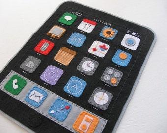 The original  felt  ipad case- suitable for the brand new Ipad Mini