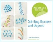Embroidery E-book Stitching Borders and Beyond - PDF