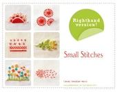 Embroidery E-book  -Small Stitches Booklette-  PDF