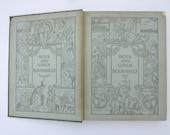 Vintage Boys and Girls Bookshelf Book