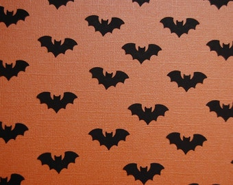 Vampire Bats Punch Cut Outs Confetti -- 50 Bats -- Ready to Ship