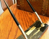 Reserved for Mitchell vintage office ... SHEAFFER DESK SET with 2 Pens Holder ...