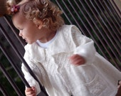 Smocked Sweater - Great with Jeans