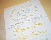 It takes Two for Tandem Wedding Package