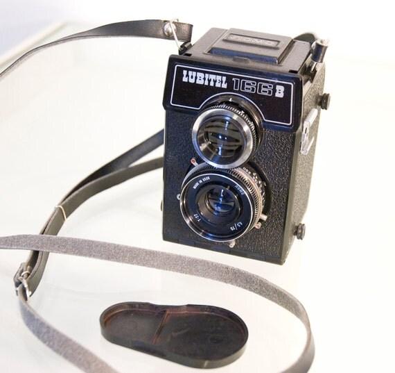Lubitel 166B TLR Lomo Russian Camera