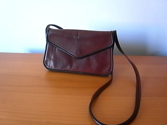 Vintage Tekverk Leather Small Purse