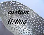 CUSTOM LISTING FOR 1Maddy7