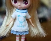 Petite Blythe / Little Dal outfit
