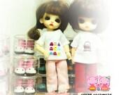 A029 - lati White Sp / 11 cms. obitsu body Outfits