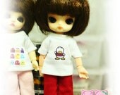 A028 - lati White Sp / 11 cms. obitsu body Outfits