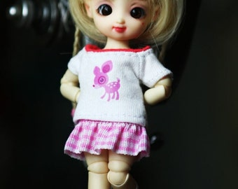 A177 - Felix brownie / pukipuki Outfit