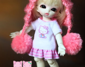 C010 - Felix brownie / Pukipuki  Outfits (Dress and hat)
