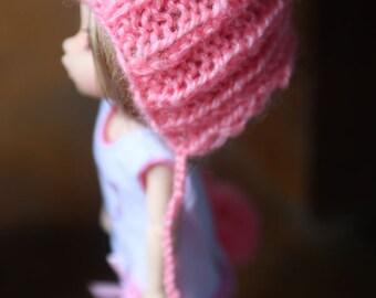 B184 - Lati yellow / Pukifee Knitted hat