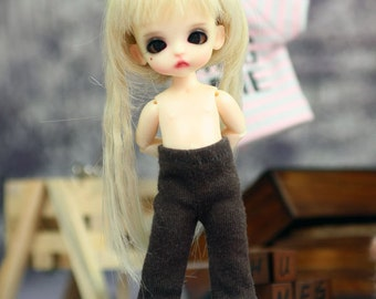 A151 - Brown pants for Lati white special (lati white sp)