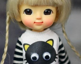 B045 - Lati Yellow / pukifee / Mui chan T-shirt