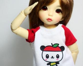 C012 - T-shirt for 1/6 bjd