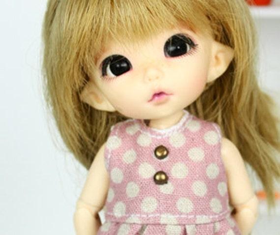 B053 - Lati yellow / Pukifee Dress