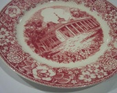 Plate by Homer Laughlin