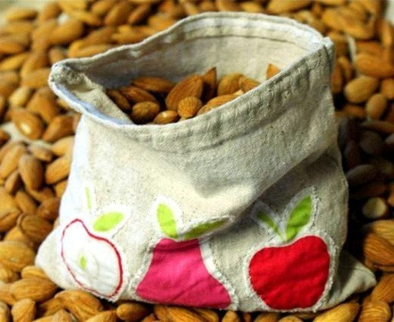 5 MIX and MATCH Reusable Snack Bags