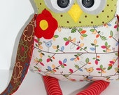 Mommy Hoot Owl--Made-to-Order