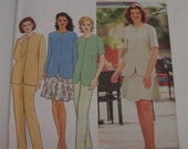Simplicity 7238 Size 18, 20, 22 Misses' Pants, Skirt, and Top Pattern UNCUT